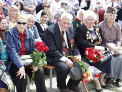 Празднование Дня Победы — 9 мая 2017