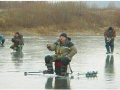 Правила безопасностина водных объектах в зимний период
