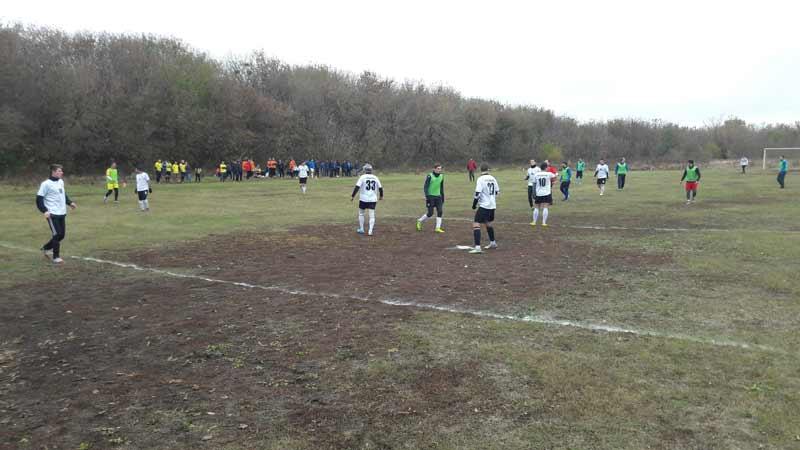 Футбол в Смышляевке