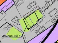 Внесение изменений в Генеральный план - решение №134/29