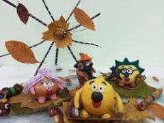«Сказки осени» в «Детском саду «Солнышко»
