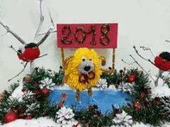 Конкурс поделок «Мастерская Деда Мороза»