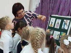 Профориентация в детском саду «Солнышко»