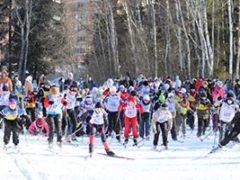 Спортивные достижения смышляевских лыжников