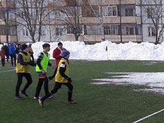 Открытый турнир среди юношей по мини-футболу