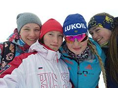 Итоги лыжных соревнований