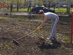 Экологическая акция в Детском саду «Солнышко»