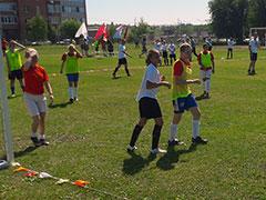 Спортивные соревнования ко Дню Молодежи