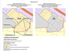 Внесение изменений в генеральный план - решение №179/37