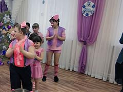 В гостях у Детского сада Фунтик и его друзья