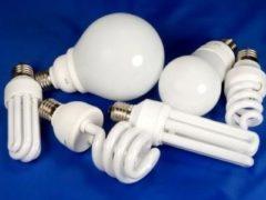 Правила безопасного использования энергосберегающих, ртутьсодержащих люминесцентных ламп