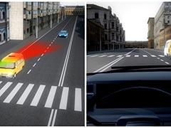 Опасность на дороге - зоны с ограниченной видимостью