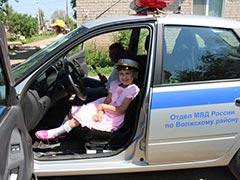 День защиты детей в «Топольке»