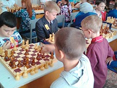 Шахматный турнир ко дню рождения Анатолия Карпова