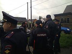 В Волжском районе полицейские провели профилактическое мероприятие