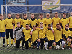 Футбольная сборная района - вторая в области