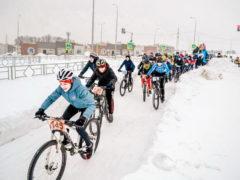 Первенство по велосипедному спорту