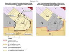 Проект внесения изменений изменений в Правила землепользования и застройки