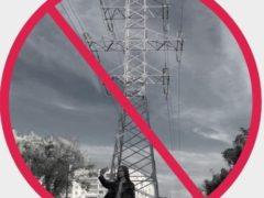 Селфи вблизи энергообъектов может стать последним!